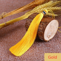5pcs Chinese Style Colored Polyester Tassels Home Textile Cu...