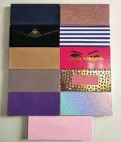 ГОРЯЧАЯ макияж современный палитра теней для век 14colors 11styles ограниченной тени для глаз палитра с кистью DHL Доставка