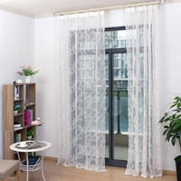 Lace Curtains Tulle Voile Curtains Insect Bed Canopy Netting...