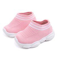Designer-Kleinkind-Schuhe Kinder Baby-Sommer-Kind-Turnschuh-Baby-Laufsportschuh weiche Breathable bequeme Baby-Mädchen