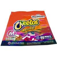 ГОРЯЧЕЙ! 500 мг Мельницы Cheetos Crunchy Infuse Fritos Doritos Nacho Cool Ranch Snack Закуски Упаковка Майлар Сумка