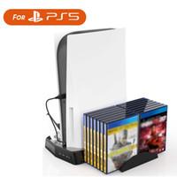 Şarj Dock için PS5 Şarj Çift Kontrol Cihazı Şarj İstasyonu için Sony Playstation 5 PS5 Şarj Cd Braketi PS5 Şarj Dock ile Şarj