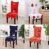 Yeni Koltuk Kapak Noel Koltuk Sandalye Kapak moistureproof Ofisi Gaming 8XZ G2 Yemek Çiçek Noel Baba Otel Kapaklar