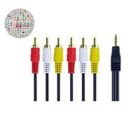 CCCAM EUROPA AV Câble AV pour DVB S2 UK Portugal Allemagne Oscam Europea 4K Poland Italia Enigma 2 Récepteur satellite