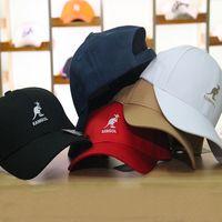 Marka Kangol Tasarımcı Şapka Kapaklar Erkekler Casquette Cappelli Firmati Beyzbol Şapkası Bonnet Snapbacks Sombreros de Diseno Gorras Hombres Yüksek Kalite