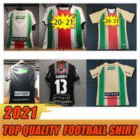 2020 جديد فلسطين لكرة القدم جيرسي 20 21 جودة التايلاندية Survetement فلسطينيون فلسطينيون فلسطينيون