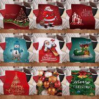 طبقات غطاء عيد الميلاد الطباعة الرقمية الشتاء سماكة مزدوجة رمي البطانيات متعدد الألوان متعدد نمط منسوجات منزلية اكسسوارات LJJP782