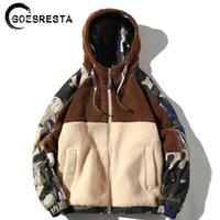 Goesresta 2020 Marka Yeni erkek Ceketler Streetwear Sonbahar Ve Kış Vahşi Sıcak Moda Rahat Ultralight Ceket Ceket Erkekler