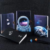 Ноутбук дневника A5 с журналом Lock Journal замечательный блокнот Планировщик Planner Organizer Cute Bote Book Back в школу Traveller Handbook