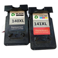 PG- 140 CL- 141 Refilled Ink Cartridge for Canon PG140 CL141 P...