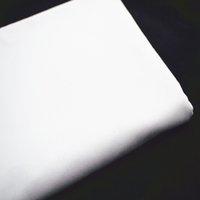 50 * 150см белый хлопок Ткань метр Лоскутная Bundle Тильда Швейный Текстиль Поплин Diy Ткань драпировки Telas Tissus Войлок COSTURA