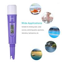 Tragbarer ATC-pH-Messgerät für Wasser-Tester wasserdichte digitale pH-Tester LCD-Wasser-Qualitätsdetektor-Analysator 0 bis 14 Meter1