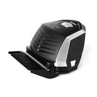 Kemei Km-6032 clipper di capelli tagliacapelli elettrici trimmer professionale professionale per uomo rasoio barba tagliente cordless 9 x cassetta del taglio del pettine caldo