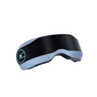 Venda quente Massager Eye com pressão de aquecimento de ar, Bluetooth, música Vibração, recarregável dobrável Eye Therapy Visual Massager