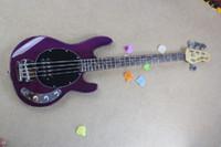 Ücretsiz kargo ! Sıcak Müzik Adam Erime Sting Ray Ball Bas 4 Dize Elektrik Bas Gitar