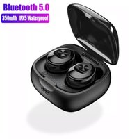 Wireless Headphones XG12 TWS Bluetooth 5.0 Earphone HIFI Sound Stereo Sport Handsfree Gaming Headset With Mic For Smart Phones