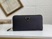El Boyutu yüksek kalitede moda erkek eğlence uzun cüzdan Boş tasarımcı çanta: 19 * 12cm