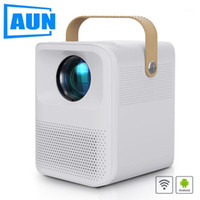 AUN LED Projector ET30, more real image , Support Full HD 192...