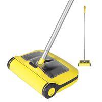 Cleanhome Pavimento Sweeper microfibra Plano Mop para Hardwood telha cerâmica laminado Tapete Home Kitchen Pet limpeza de poeira cabelo