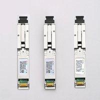 Équipement de fibre optique E / GXPON SFP Stick ONU avec Mac SC Connecteur DDM PON Module 1490 / 1330NM 1,25 / 2.5G XPON / EPON / GPON (1.244GBPS / 2.55G) 802.3