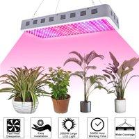 Azioni USA Led Grow Grow Light 3000W 85-265 v Piena luce Spectrum LED Pianta lampada di crescita della pianta Buono per la piantina, la germinazione, la fase in crescita e la fioritura
