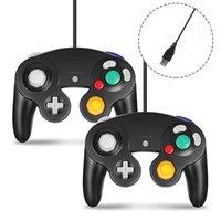 Game Controller Joysticks für Gamecube Controller USB-Kabel-Handheld-Joystick NGC GC Contage Mac Computer PC Gamepad1