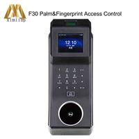 Sistema di controllo dell'accesso di Palm con funzione di presenza del tempo Funzione Biomtric Fingerprint Access Controller ZK F30 Controllo accessi per porta