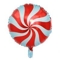 Feuille d'aluminium Lollipop Ballon Ballon Mariage Mariage De Mariage Décorations Festival Airballoon Fournitures Atmosphère Ballons Vente chaude 0 38LQ F2
