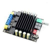 Dijital Ses Kurulu TDA7498 Güç Ses AMP 2.0 Sınıf D Amplifikatörler Stereo HIFI DC12-36V 2x100W1