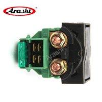 Arashi Electrical Starter Relay Solenoide per Honda NT650 Hawk 1988 1989 1990 1991 STAED 400 NV400 1992 - 1997 VF1000 VF 1000 Magna V65 1986