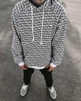 heißen Verkauf 17ß FEAR OF GOD T-Shirt FOG Männer Frauen Paar Top Coats Hoodies Mode Hip Hop-gute Qualität