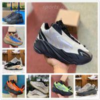 Alta Qualidade 700 MNVN Running Mens Mulheres Sapatos Barato Vanta 700 V3 Alvah Azael Azael Inércia Kanye Ocidental Máquina Láctea V2 Mist Alien Runner Sneakers