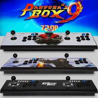 Wireless Arcade 3160 Video Game Console TF Card Extend puede agregar juego Double Controller Game Player 3160 juegos