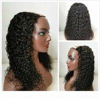 شعر الإنسان شئ شعر مستعار موجة المياه بيرو العذراء غلويليس الباروكات للنساء السود لا يمكن اكتشافك شكل طويل مضفر الدانتيل الجبهة الباروكة 150٪ الكثافة
