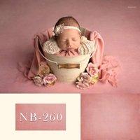 Fundo material neoback nascido cor sólida pografia photography backdrop bebê aniversário po para festa bandeira decoração criança backdrops1