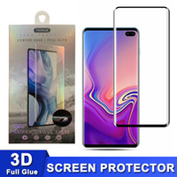 3D Full Glue Curved Tempered Glass for Samsung Note 20 Ultra...