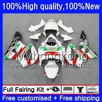 Körper für HONDA CBR900 RR CBR 929RR 900cc 929CC 900 929 RR CC 900RR 50HM.38 Red white CBR900RR CBR929RR 00 01 CBR929 RR 2000 2001 Fairings