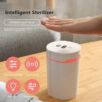 HOT Automatische, intelligente Induktion Spray-Sterilisations- USB Charge Induktion Seifenspender portable Alkohol Desinfektionsspritze geben Schiff frei