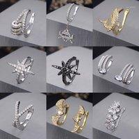 Moda 925 Takı Tek Hoyo Klip Küpe Kadınlar Için Kübik Zirkon Çiviler Kaktüs Küpe Kadın 2020 Kadın A-Hediye Jewelry1