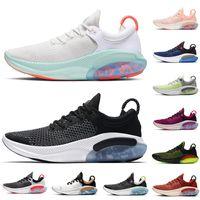 2020 Joyride Run FK Mens Femmes Chaussures de course Triple Noir Blanc Platinum Racer Bleu Green Designers Sports Sports Sneakers Sports Utility Taille 36-45