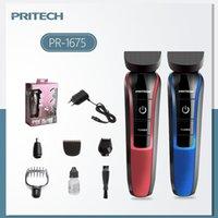 Pritech трансграничный трехфункциональный мультифункциональный клипер для волос Electric Clipper мужская фитнес-костюм