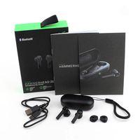 Razer Hammerhead True 무선 헤드폰 이어폰 이어폰 TWS Bluetooth 5.0 IPX4 이어폰 내장 마이크 On / Off 스위치 이어폰 헤드셋