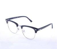 النساء الرجال أفضل نوعية البصرية 5154 لوح إطارات قصر النظر فرط الباطن الأستجماتيزم عدسة العين النظارات إطار ماركة رجل امرأة الأزياء