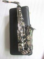 Новый саксофон 95% копия Германия JK SX90R Keilwerth Черный ключ нейзильбера альт саксофон Top профессиональный музыкальный инструмент Case
