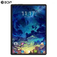 BDF 2020 جديد علامة تبويب جديدة 10 بوصة 3G الهاتف الاتصال اللوحي الكمبيوتر المزدوج بطاقة SIM رباعية النواة 1GB / 16GB 5.0MP 1280 * 800 IPS Tablet 10.1 Android1