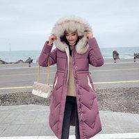 Donne Down Parkas Commercio all'ingrosso 2021 autunno inverno vendita moda casual giacca calda femminile cappotti Bisic BWX-312