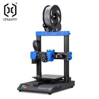 프린터 포병 3D Printerv4 EST 모델 95 % 사전 조립 TFT ScreenReset 버튼 듀얼 Z 축 울트라 - 조용한 인쇄 1