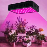 1800W 180 * 10W كامل الطيف أدى النمو الاضواء 3030 مصباح حبة مصباح مصنع زهرة النبات ينمو نظام زيادة مصابيح تحكم واحدة الأسود