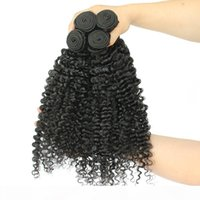 Extensão de cabelo curly kinky 1 pcs pacotes brasileiros ofertas Honey rainha produtos de cabelo remy tecelagem de cabelo humano
