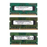 RAMS 2GB 4GB DDR3 1600MHz 133HZ SO-DIMM DDR3L 1.35 / 1.5V Memoria RAM MEMORIA SDRAM PARA PORTÁTILO PORTÁTIL